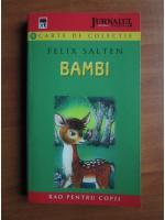 Anticariat: Felix Salten - Bambi