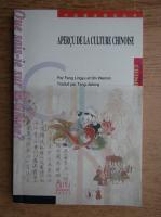 Anticariat: Feng Lingyu - Apercu de la culture chinoise