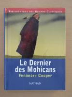 Fenimore Cooper - Le dernier des Mohicans