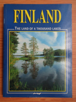 Finland, the land of a thousand lakes