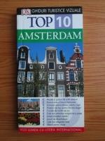 Anticariat: Fiona Duncan, Leonie Glass - Amsterdam. Ghid turistic (colectia Top 10)