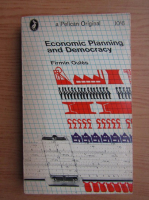 Firmin Oules - Economic planning and democracy