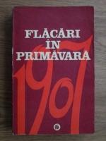 Flacari in primavara 1907
