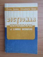 Anticariat: Flora Suteu - Dictionar ortografic al limbii romane