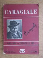 Anticariat: Florea Firan, Constantin M. Popa - Caragiale. Antologie comentata