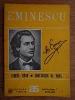 Florea Firan, Constantin Popa - Eminescu (antologie comentata)