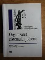 Anticariat: Florea Magureanu - Organizarea sistemului judiciar