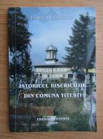Anticariat: Florea Vladescu - Istoricul bisericilor din comuna Titesti