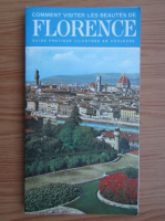Anticariat: Florence. Guide practique illustree en couleurs