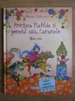 Anticariat: Florencia Cafferata - Printesa Matilda si poneiul sau, Caramelo (contine stickere)