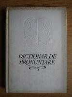 Anticariat: Florenta Sadeanu - Dictionar de pronuntare nume proprii straine