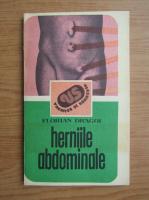 Anticariat: Florian Dragoi - Herniile abdominale