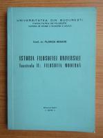 Anticariat: Florica Neagoe - Istoria filosofiei universale