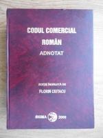 Anticariat: Florin Ciutacu - Codul comercial roman. Adnotat