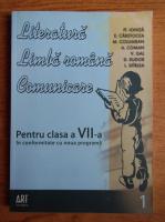 Anticariat: Florin Ionita, Elena Carstocea, M. Columban - Literatura. Limba romana. Comunicare. Pentru clasa a VII-a