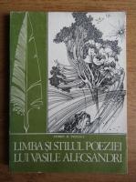 Anticariat: Florin Popescu - Limba si stilul poeziei lui Vasile Alexandri