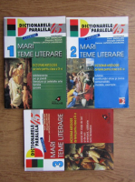 Florin Sindrilaru -Mari teme literare (3 volume)