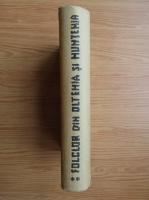 Folclor din Oltenia si Muntenia (volumul 2)