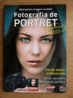 Anticariat: Fotografia de portret. 200 de sfaturi profesioniste