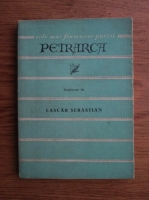 Anticariat: Francesco Petrarca - Sonete