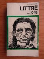 Anticariat: Francis Bouvet - Dictionnaire littre en 1018