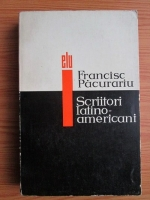 Francisc Pacurariu - Scriitori latino-americani