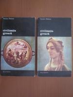 Anticariat: Francois Chamoux - Civilizatia greaca (2 volume)