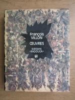 Anticariat: Francois Villon - Oeuvres
