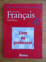 Anticariat: Francoise Colmez - Livre unique. Francaise 6