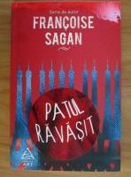 Anticariat: Francoise Sagan - Patul ravasit