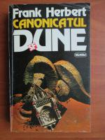 Frank Herbert - Canonicatul Dune