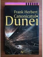 Frank Herbert - Canonicatul Dunei