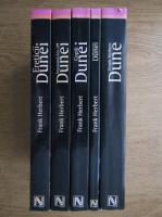 Frank Herbert - Dune (volumele 1-5)