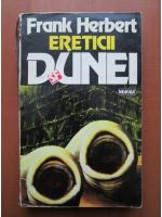Anticariat: Frank Herbert - Ereticii Dunei