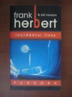 Frank Herbert - Incidentul Iisus