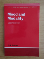 Anticariat: Frank Palmer - Mood and Modality