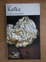 Franz Kafka - Lettre au pere