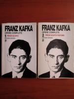 Anticariat: Franz Kafka - Proza scurta. Opere complete (2 volume)