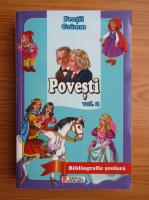 Anticariat: Fratii Grimm - Povesti (volumul 2)