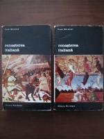 Fred Berence - Renasterea italiana (2 volume)