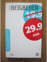Anticariat: Frederic Beigbeder - 29.9 ron