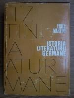 Fritz Martini - Istoria literaturii germane