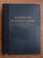 Anticariat: Fritz Wirth - Romische wandmalerei (1934)