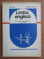 Fulvia Turcu, Nadejda Kolesnikova - Limba engleza. Manual pentru scoala profesionala, meseria ospatar (1974)