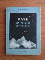 G. B. Jdanov - Raze din adancul universului