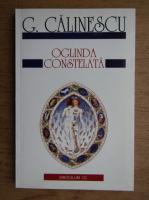 Anticariat: G. Calinescu - Oglinda constelata