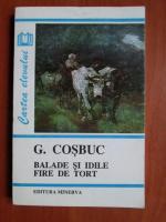G. Cosbuc - Balade si idile. Fire de tort