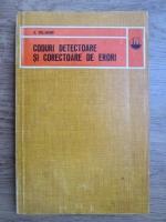 G. Cullmann - Coduri, detectoare si corectoare de erori