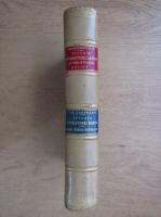 G. Dem. Teodorescu - Istoria literaturii latine. Manualu pentru cursulu superioru din liceie si bacalaureatu (3 volume coligate, 1894)