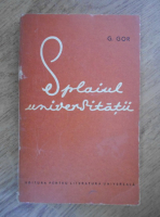 Anticariat: G. Gor - Splaiul universitatii